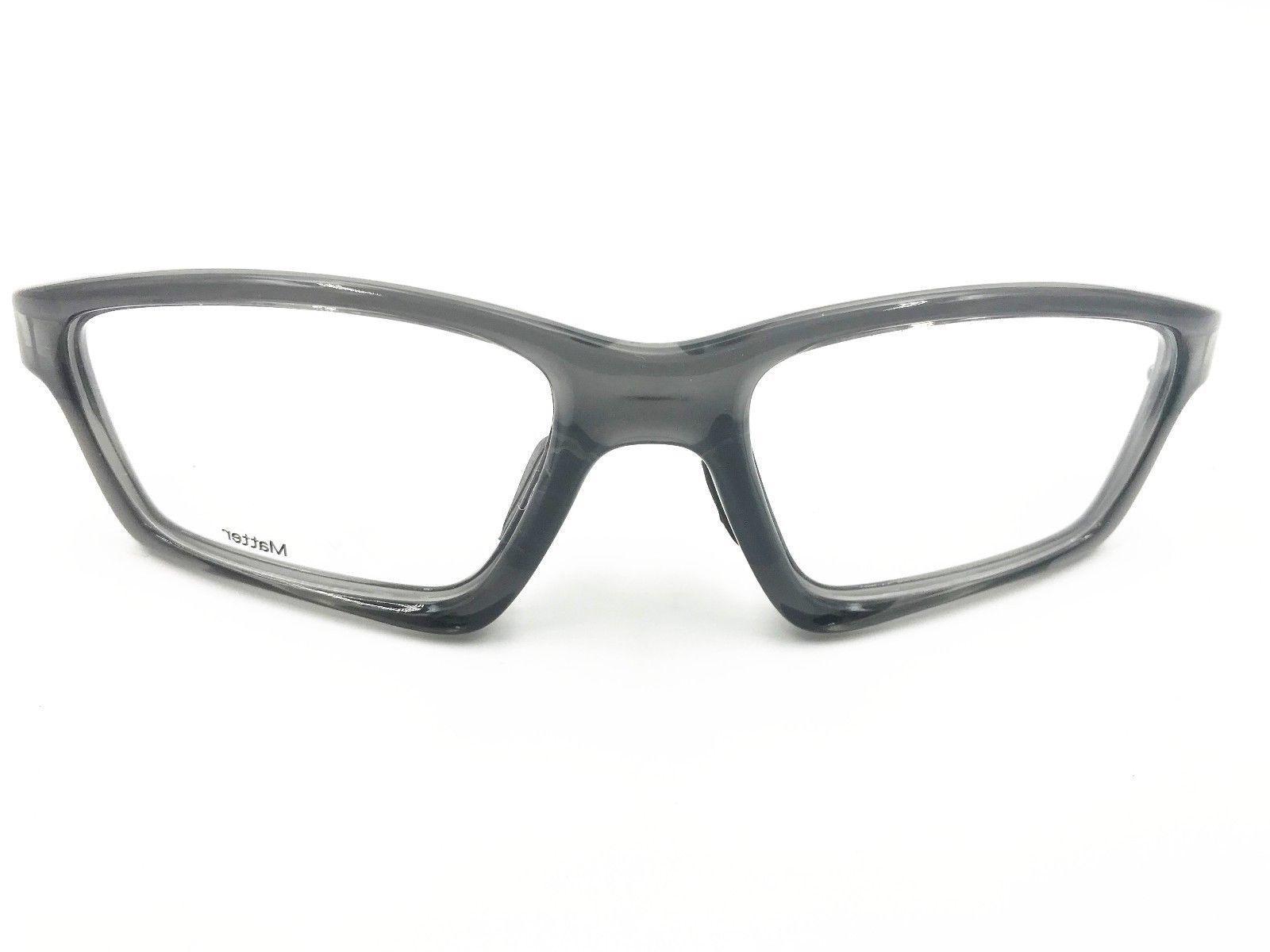 Replacement Eye Frame 4 Oakley Crosslink OX8031 Grey Smoke E