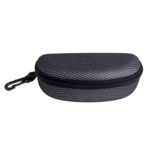 Safety Zippered Eye Glasses Sunglasses Shell Case Box