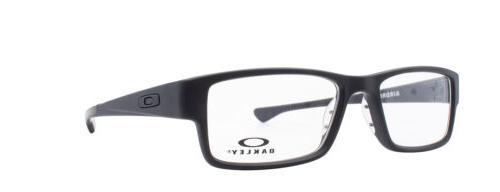 airdrop rx eyeglasses ox8046 0155 satin black