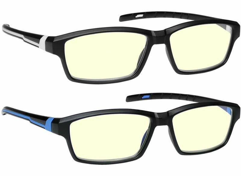 Anti Glare Computer Reading Glasses Blue Light Blocking Redu
