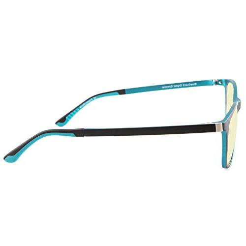 TRUST OPTICS Anti Glare Eyestrain Gaming Glasses - 1.50x