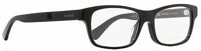 authentic 0006oa 001 black eyeglass