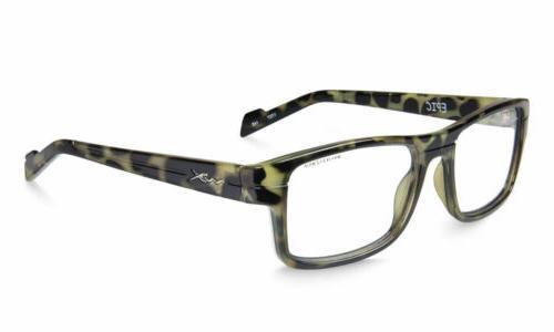 authentic eyeglasses epic wsepc06 gloss black demi