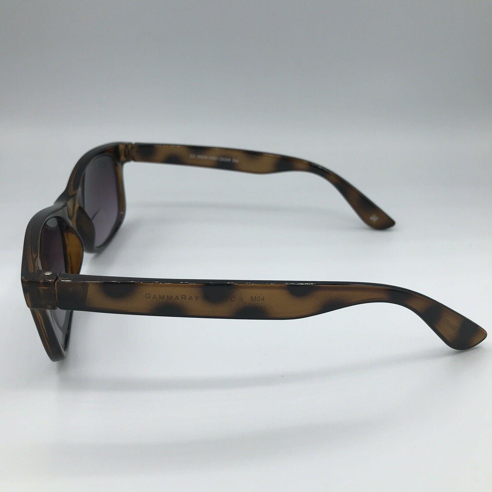 Gamma Ray Optics Sunglasses Brown Tortoise Outdoor