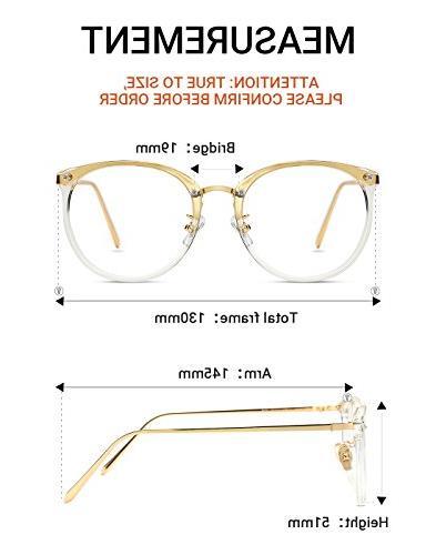 TIJN Blue Light Eyeglasses