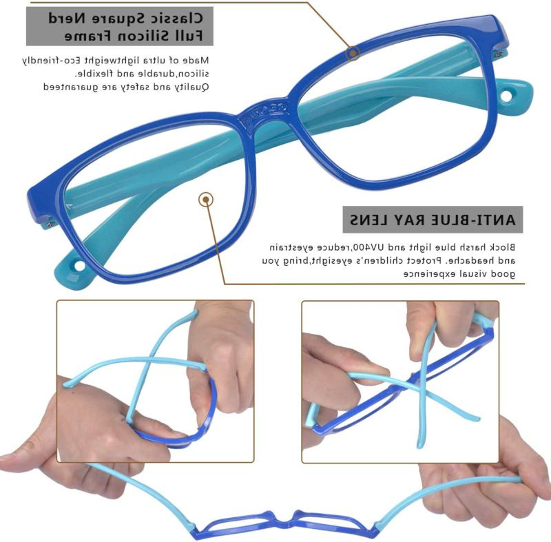 Outray Blocking Glasses Silicon Frame