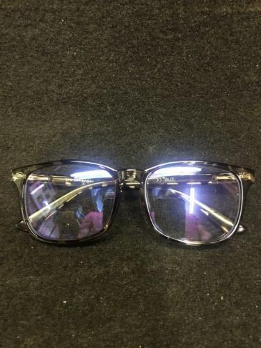 TIJN Light Glasses Nerd Frame Anti Ray