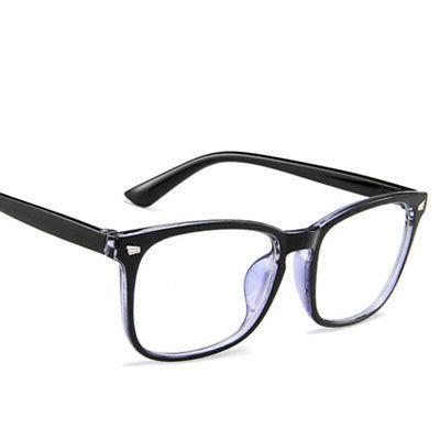 Blue Light Filter Block Anti-UV Frame Plain Eye