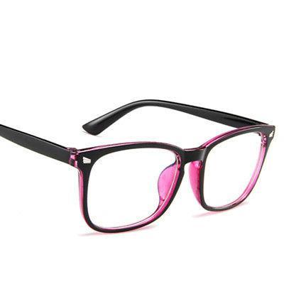 Blue Light Filter Block Anti-UV Glasses Frame Plain Eye
