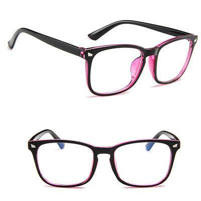 Blue Filter Anti-UV Glasses Frame
