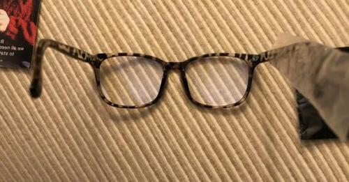 Brand New Light Nerd Eyeglasses Anti BlueRay