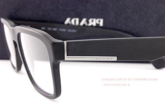 Brand Prada Frames Matte Black 53