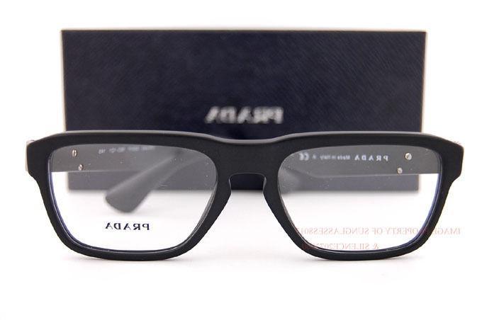 Brand New Eyeglass Frames 04SV 1BO Matte Men 53