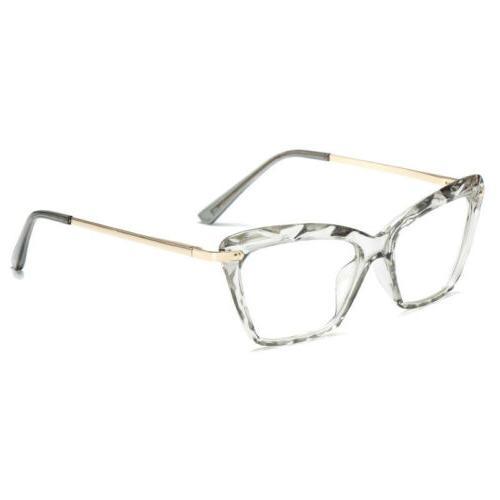 Cat Eye Clear Frames Women Optical Computer