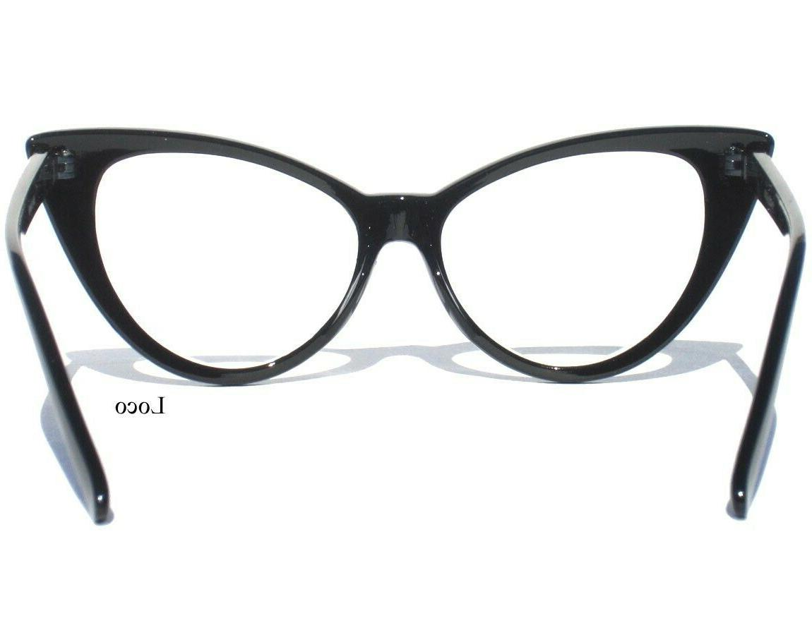 CAT Clear Reading Glasses New