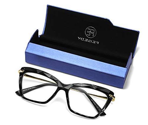 FEISEDY Eye Frame Eyewear