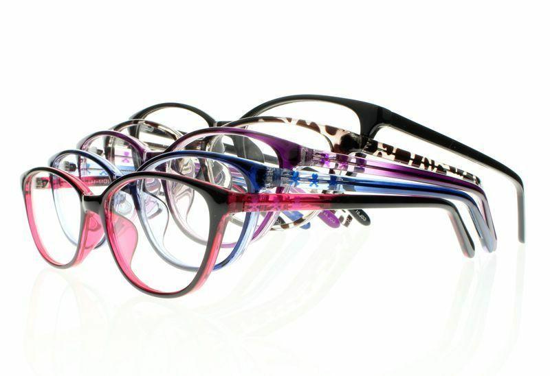 Ladies Cat Eye Glasses -1.0 ~