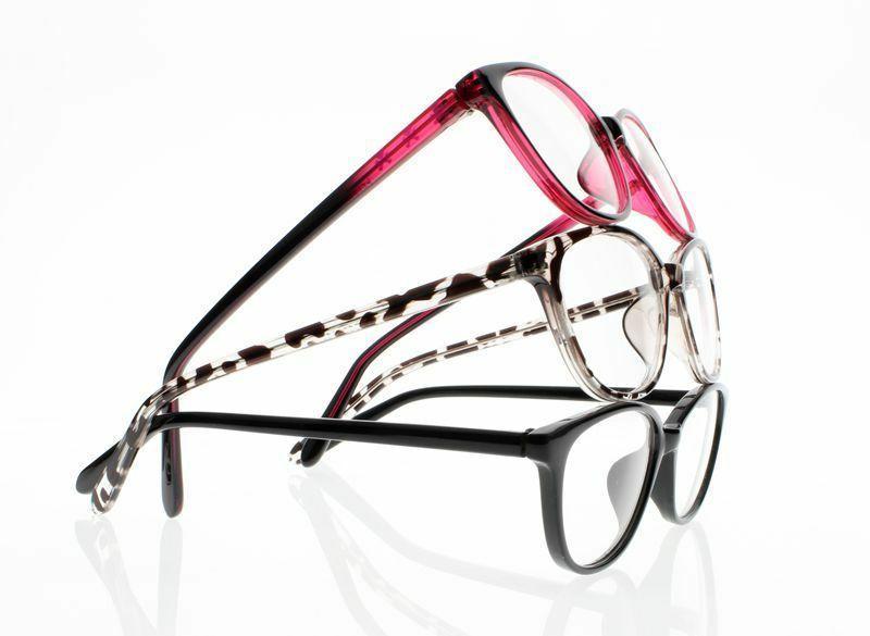 Ladies Cat Eye Glasses -1.0 -6.0