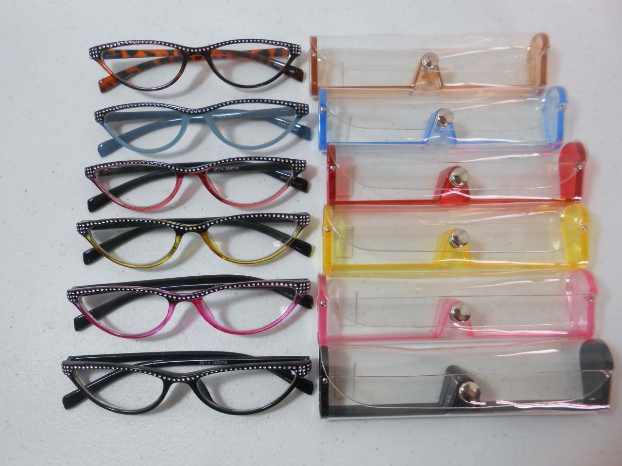 Cat Glasses Look STRENGTH