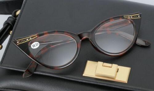 cat eye style reading glasses fashion retro