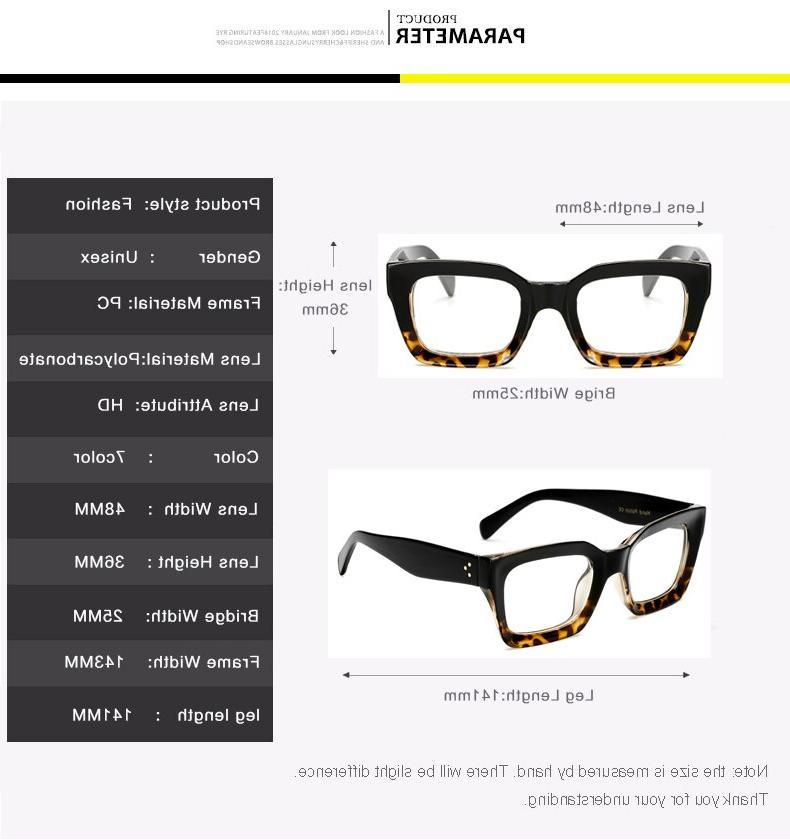 Cat <font><b>Glasses</b></font> Frame Large Frame Women Designer Frame Female