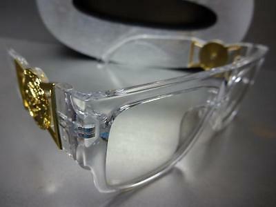 CLASSIC VINTAGE HIP RAPPER GLASSES & Frame