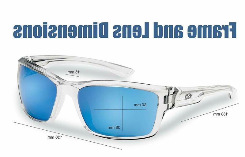 Flying Fisherman Polarized Sunglasses Acutint Uv Blocker For