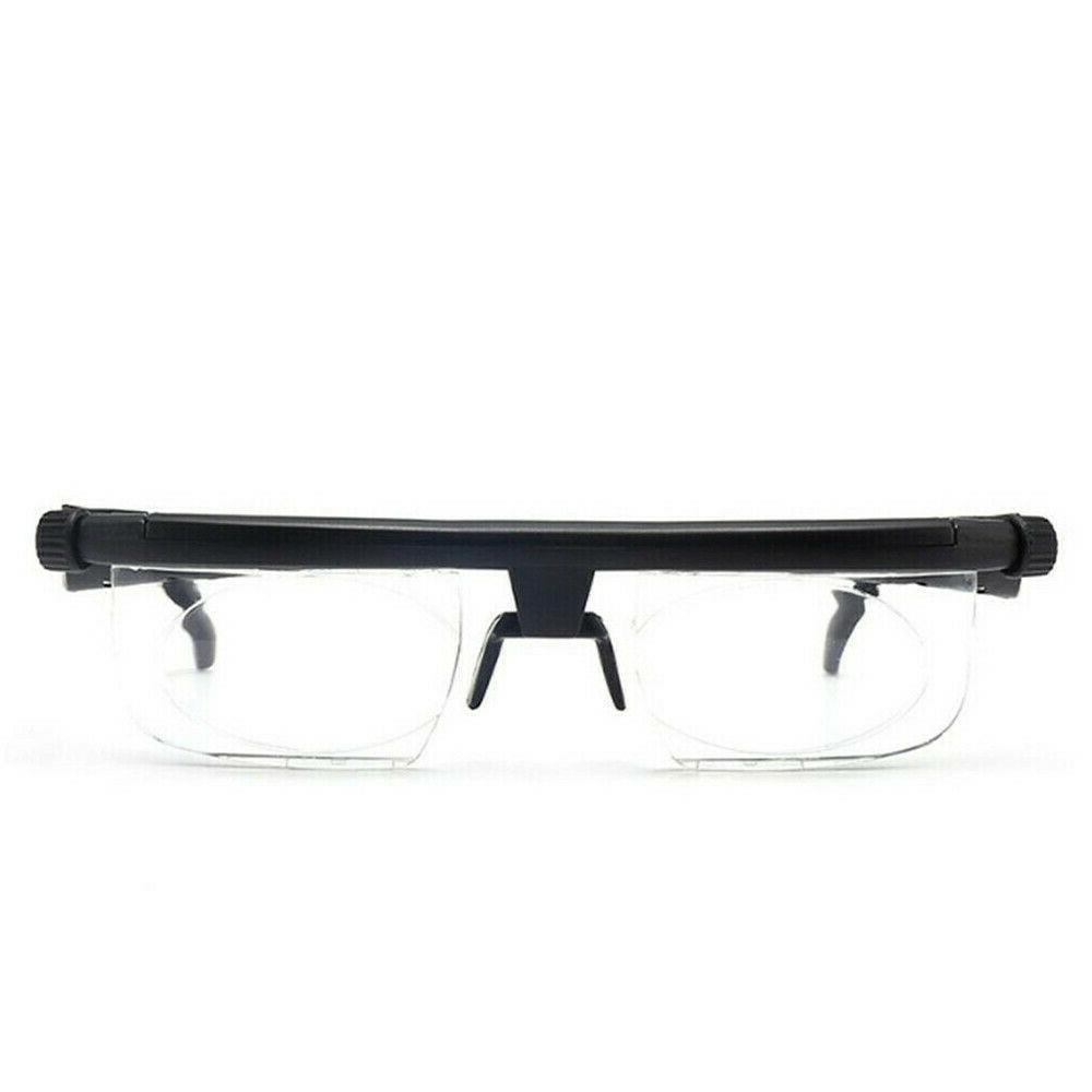 Dial Adjustable Glasses Focus Vision US