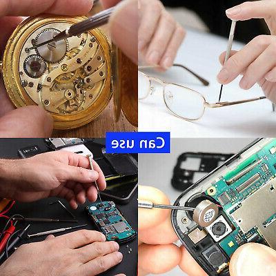 Durable Repair Tool Screw Pad Nut Optical Assortment Kit
