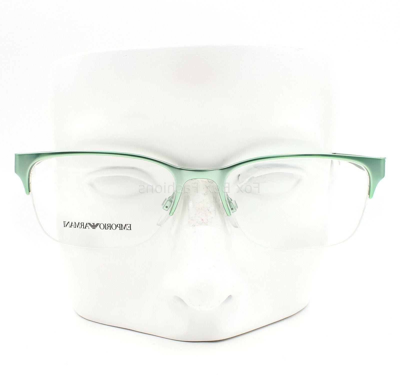 Emporio EA 3075 Semi Rimless Eyeglasses Glasses