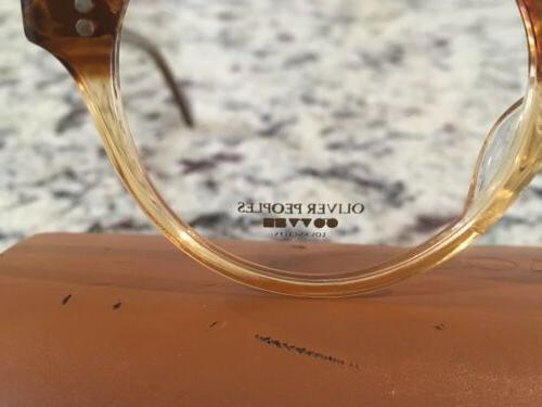 Oliver Peoples LA Bouffi, NOS 1989, 32LG, On Shades