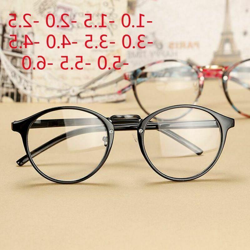 eye glasses men women retro round ultra
