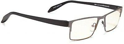 eye strain computer glasses anti