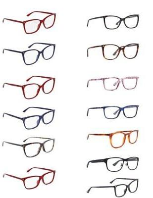 eyeglasses eyewear optical women frames multi color