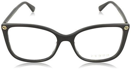 Eyeglasses Gucci O- 001 BLACK /