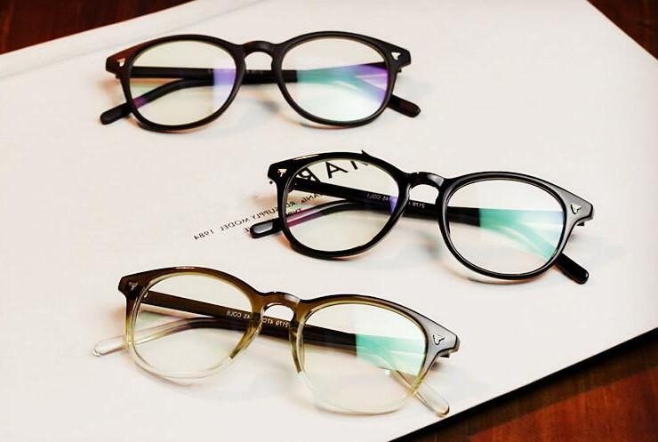eyeglasses retro vintage optical <font><b>reading</b></font> <font><b>glasses</b></font> frame brand design grau femininos