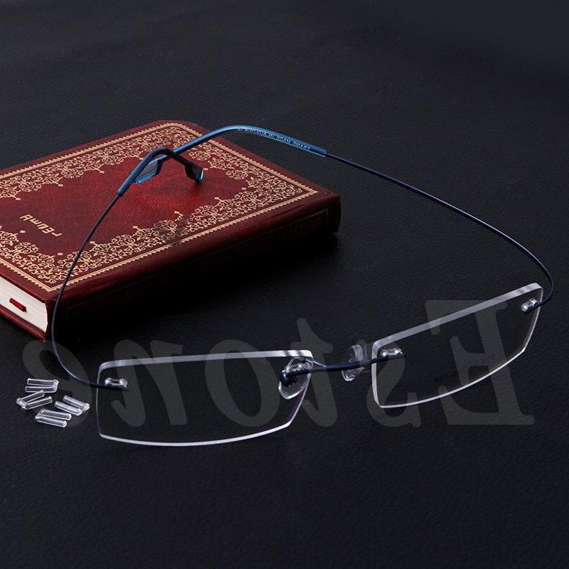 Fashion Rimless <font><b>Glasses</b></font> <font><b>Reading</b></font> Men