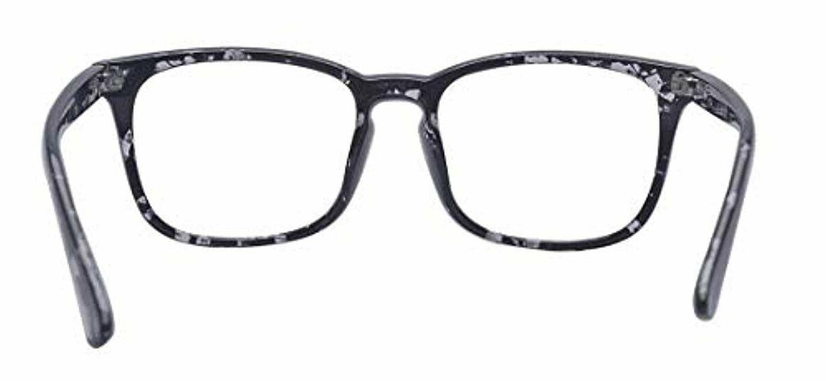 Outray Fashion Square Eyeglasses Clear for and