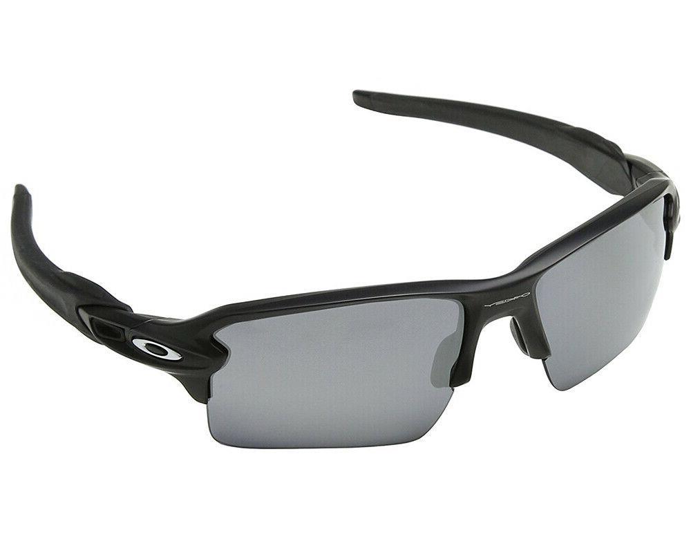 1be9de9f757 Oakley Men s Flak 2.0 XL OO9188-01 Rectangular Sunglasses