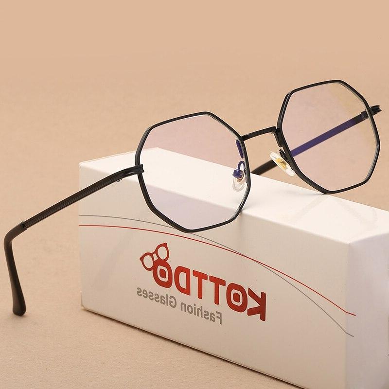 KOTTDO Optical <font><b>Eye</b></font> <font><b>Glasses</b></font> Oculos De gafas