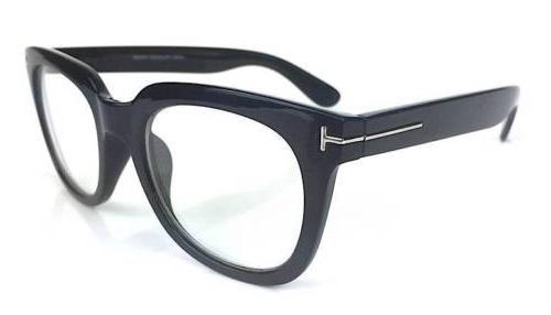 Ford Large Thick Lenses Eyeglasses Glasses