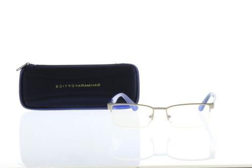 Gamma Ray Blue Eye Strain Protection
