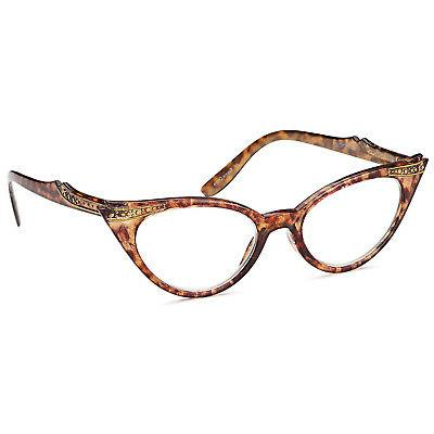 GAMMA Women Reading Glasses Readers w/ Magnification