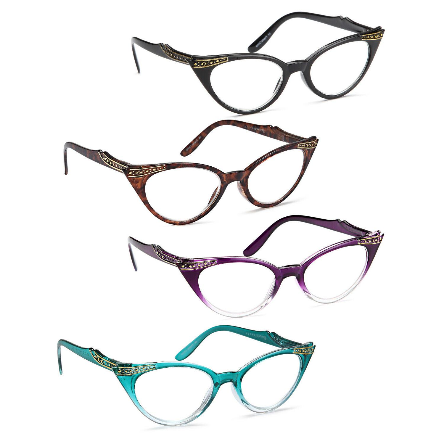 gamma ray 3 pairs women vintage cat