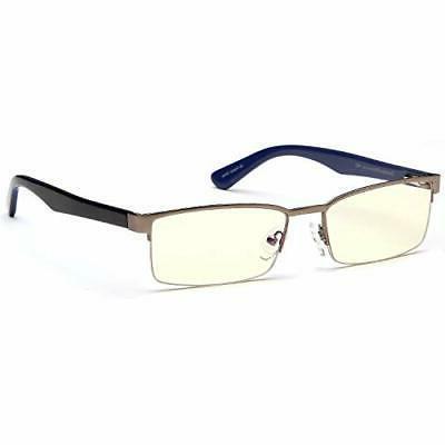 gamma ray blue light blocking glasses amber