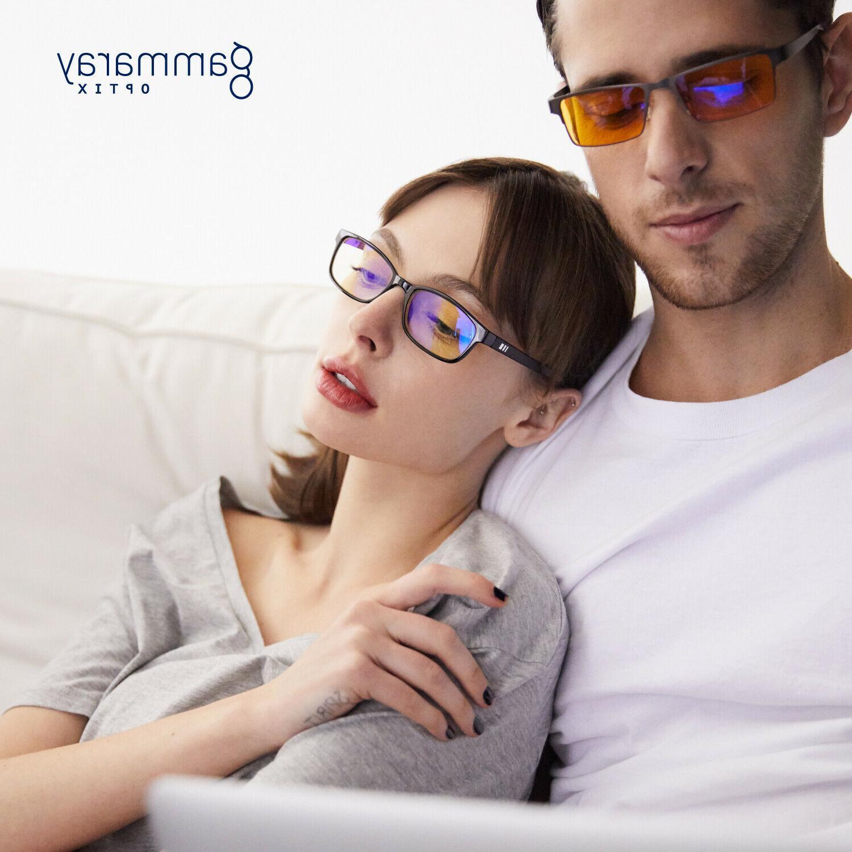 Gamma Blue Blocking Glasses Glare Eye