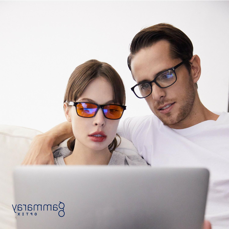 GAMMA Computer UV Protection Blue Eyeglasses