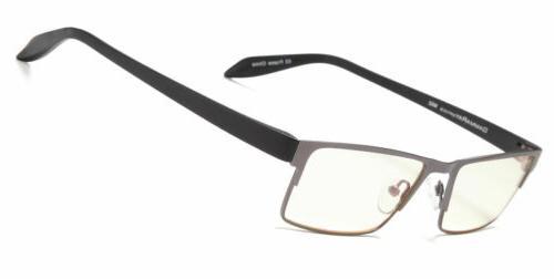 gamma ray eye strain computer glasses anti