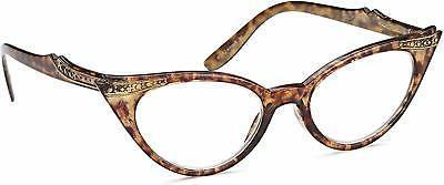Gamma Glasses - Chic Cat Eye Fashion