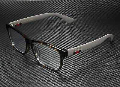 gg 0176o 002 havana plastic rectangle eyeglasses
